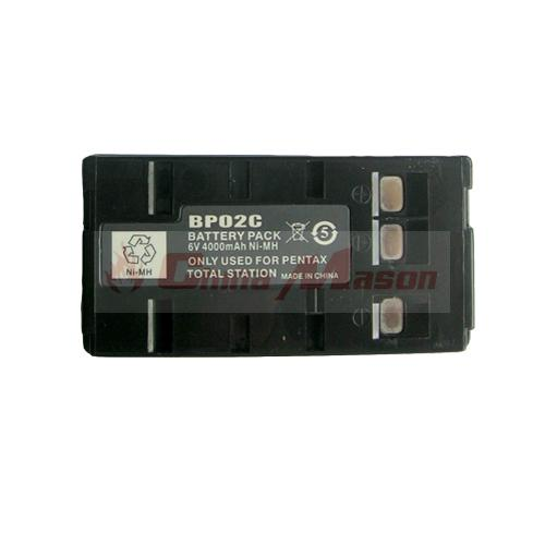 Pentax MB02, BP02C Battery